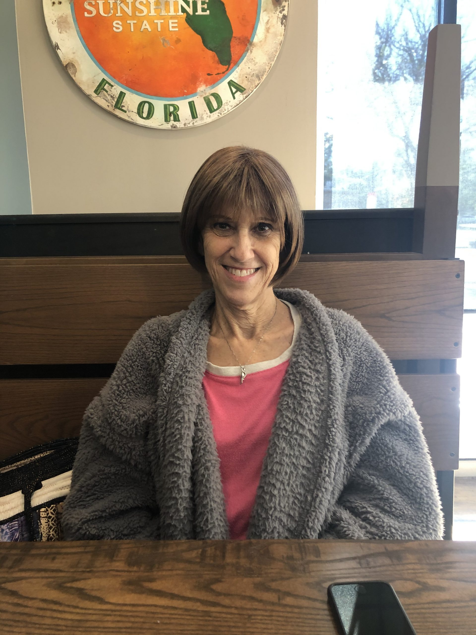 My Journey With Ovarian Cancer & What It Taught Me: Jennifer Baldwin