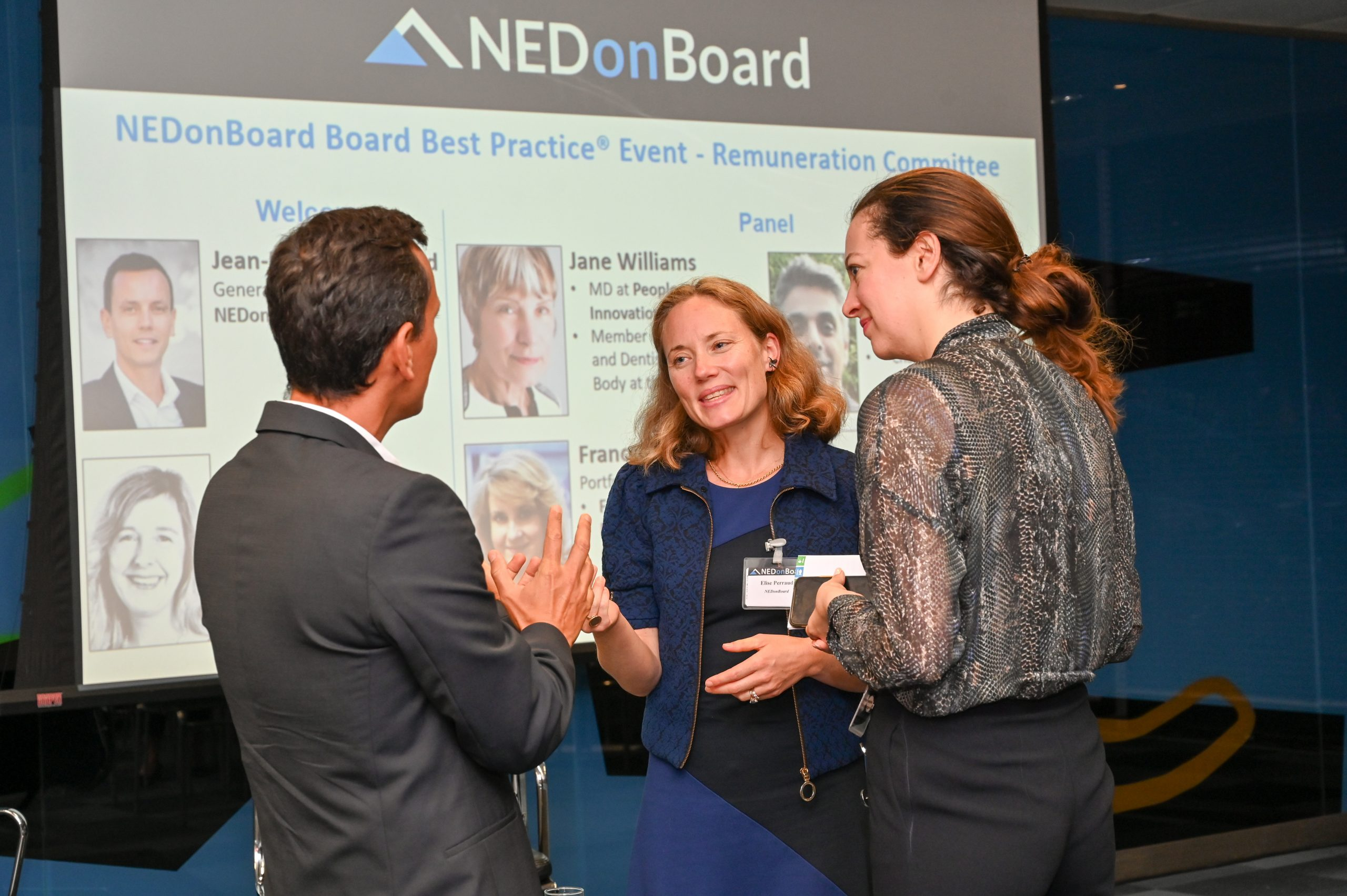 Creating a professional and productive space for aspiring board members
